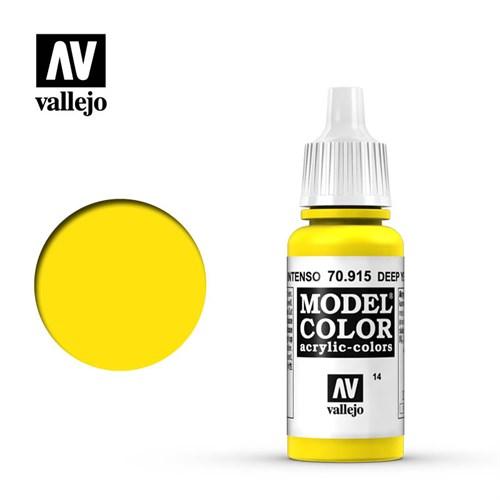 """014.""""Model Color""""  Желтый темный.  915 - фото 89898"""