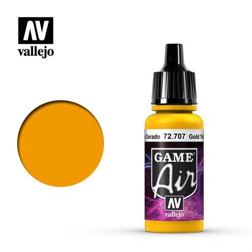 "707.""Game Air"" Желтое золото - фото 89951"