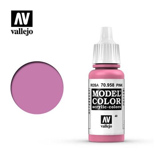 """040.""""Model Color""""  Розовый.  958 - фото 90007"""