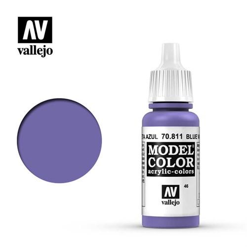 "046.""Model Color""  Сине-фиолетовый 811 - фото 90013"