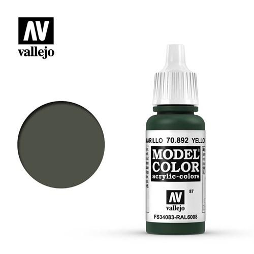 "087.""Model Color""  Оливково-желтый  892 - фото 90034"