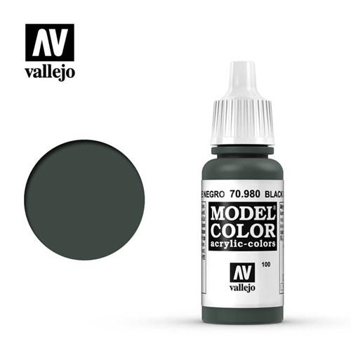 """100.""""Model Color""""  Черно-зеленый.  980 - фото 90046"""