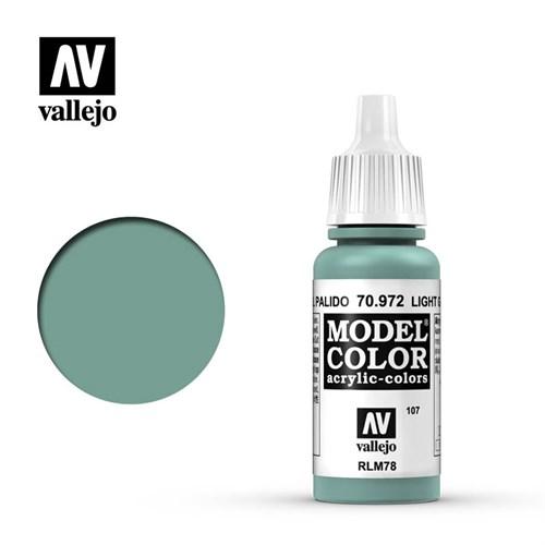 """107.""""Model Color""""  Серо-голубой пастельн.  972 - фото 90052"""