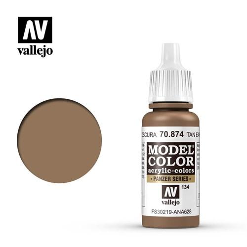 """134.""""Model Color""""  США коричневый земляной 874 - фото 90076"""