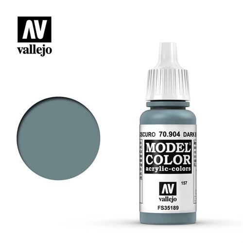 """157.""""Model Color""""  Сине-серый темный  904 - фото 90099"""