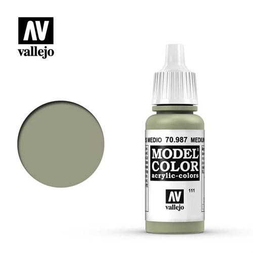 "111.""Model Color""  Серый средний  987 - фото 90146"