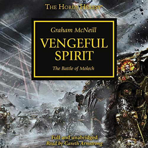 Horus Heresy: Vengeful Spirit (Audiobk) - фото 90407