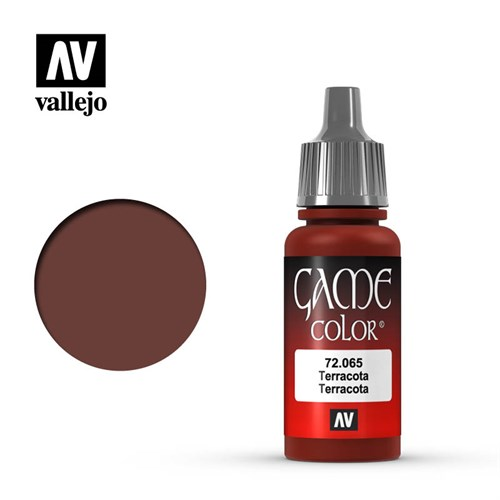 Game Color Terracotta 17 ml. - фото 91313