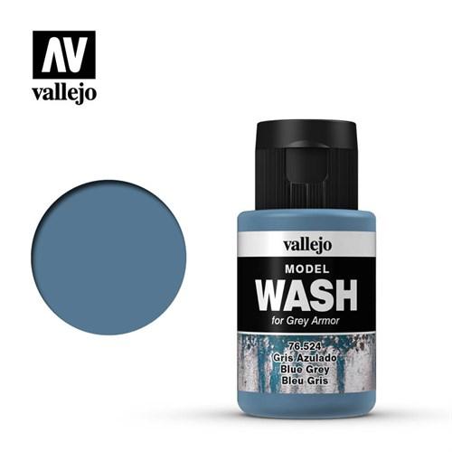 Тонирующая Жидкость Model Wash Серо-голубой - фото 91319