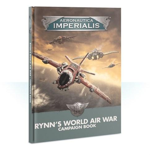 Aeronautica Imperialis: Rynn's World Air War Campaign Book - фото 91420