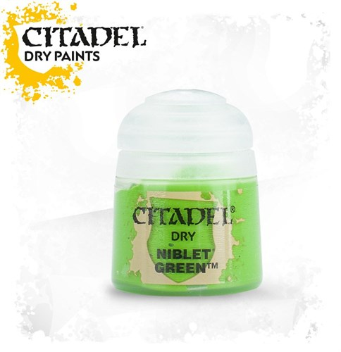 Dry: Niblet Green - фото 92188