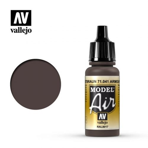 Model Air Armour Brown 17 ml. - фото 92231