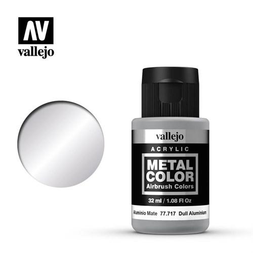 Metal Color Dull Aluminium 32ml. - фото 92302