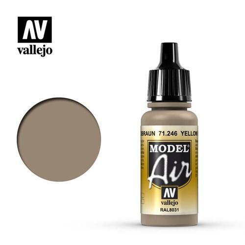 """246.  """"Model Air""""  RAL8031 Песочно-коричневыйкамуфляж - фото 92321"""