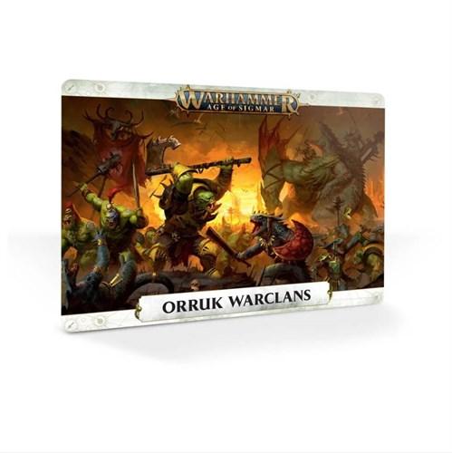 Warscroll Cards: Orruk Warclans - фото 92939