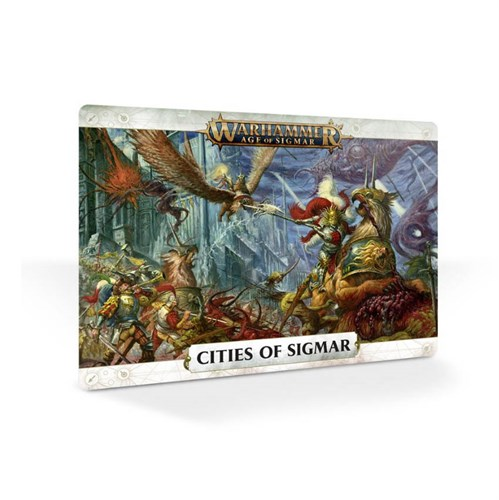 Warscroll Cards: Cities of Sigmar - фото 92946