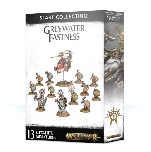 Start Collecting! Greywater Fastness - фото 92952