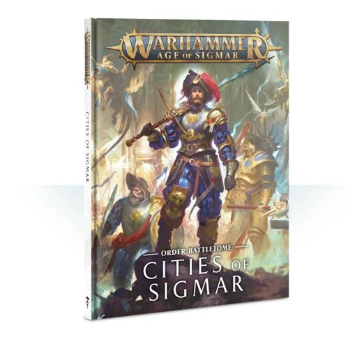 Battletome: Cities of Sigmar - фото 92980