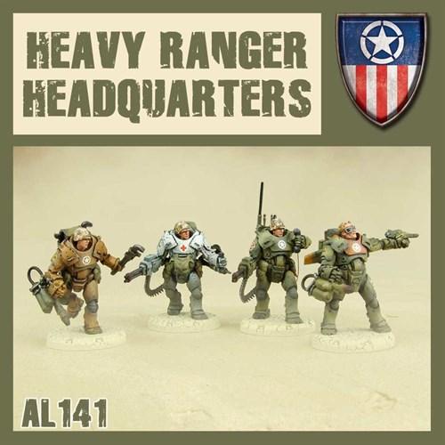 HEAVY RANGERS HQ - фото 93653