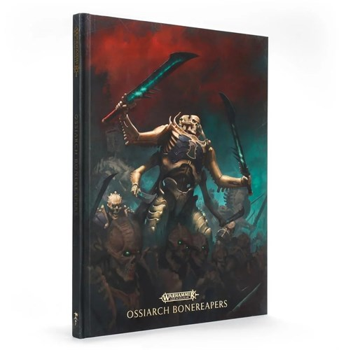 Battletome: Ossiarch Bonereapers Limited Edition - фото 93790