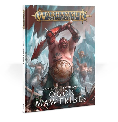 Battletome: Ogor Mawtribes - фото 93803