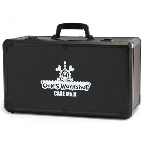 Кейс Ork's Workshop Case Mark II (Army Transport) - Чёрный/Black - фото 94101