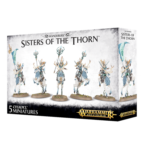 Sisters Of The Thorn - фото 94162