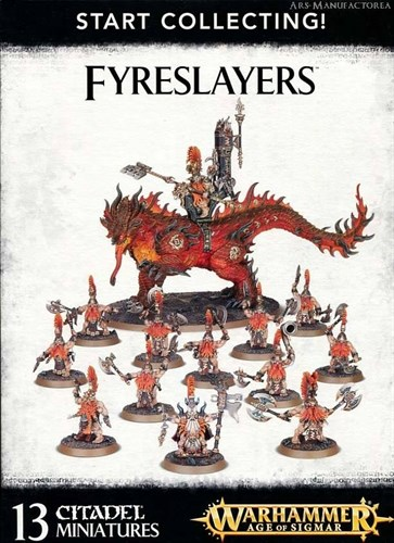 Start Collecting! Fyreslayers - фото 94200