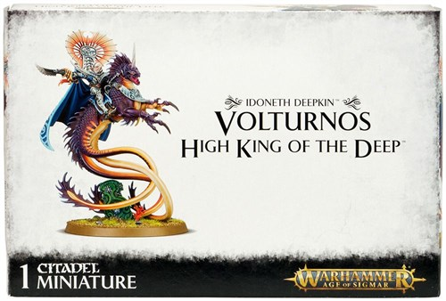 Volturnos High King Of The Deep Age of Sigmar - фото 94208