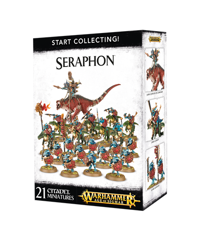 Start Collecting! Seraphon - фото 94225