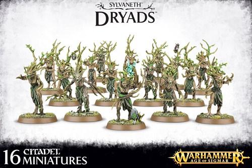 Sylvaneth Dryads - фото 94229