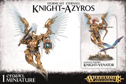 Stormcast Eternals Knight-Azyros - фото 94238