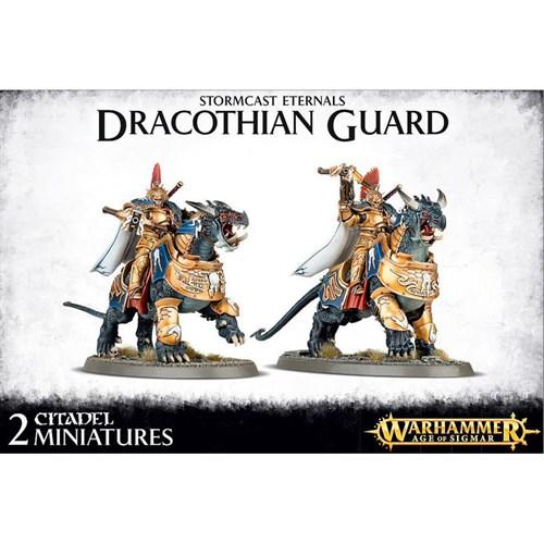 Stormcast Eternals Dracothian Guard - фото 94240