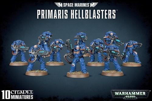 Primaris Hellblasters - фото 94269