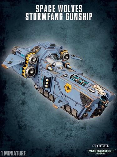 Stormfang Gunship - фото 94290