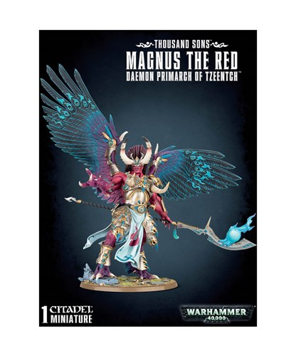 Magnus The Red - фото 94357