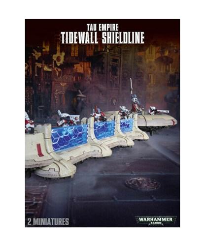 "Купить Tau Empire Tidewall Shieldline цена 3 097 руб. в интернет-магазине ""Лавка Орка"""