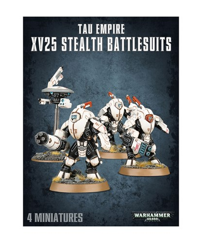 Xv25 Stealth Battlesuits - фото 94391
