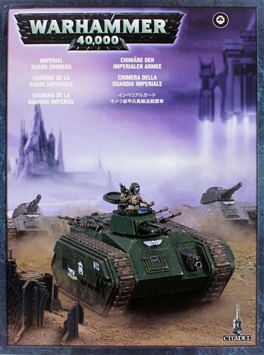 Chimera Warhammer 40000 - фото 94433