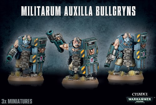 Bullgryns - фото 94445