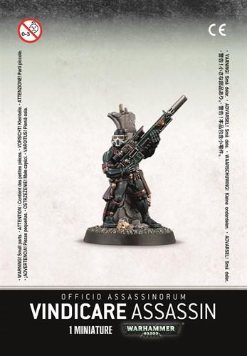 Officio Assassinorum Vindicare Assassin - фото 94453