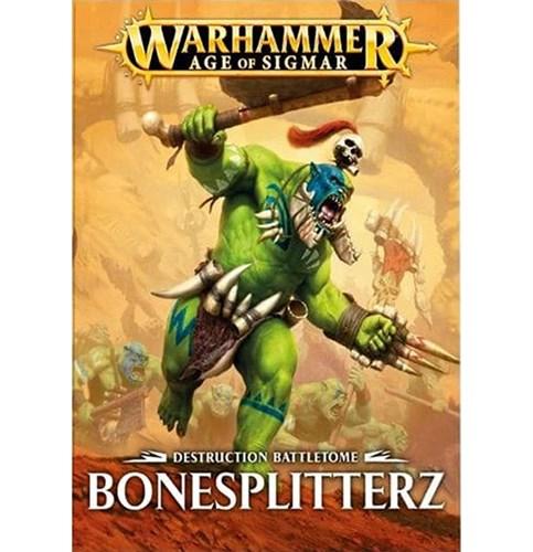 Battletome: Bonesplitterz (Sb) (Eng) - фото 94472