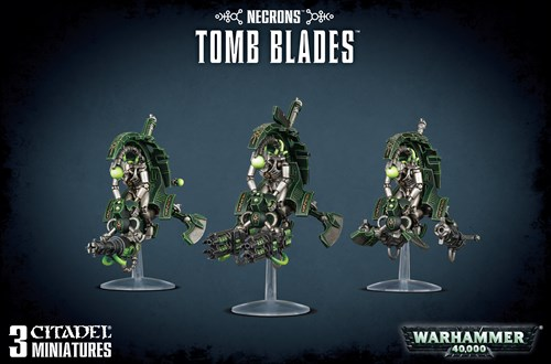 Tomb Blades - фото 94476