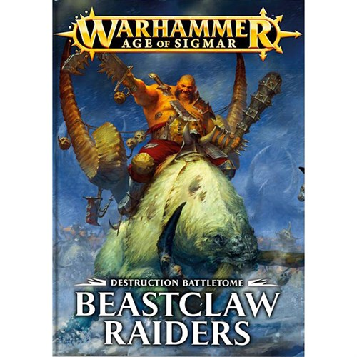 Battletome: Beastclaw Raiders (Sb) (Eng) - фото 94484