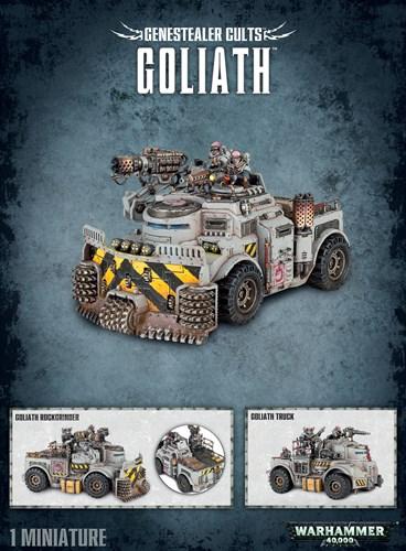 Genestealer Cults Goliath - фото 94532