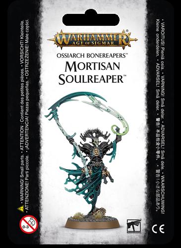 Ossiarch Bonereapers Mortisan Soulreaper - фото 94535