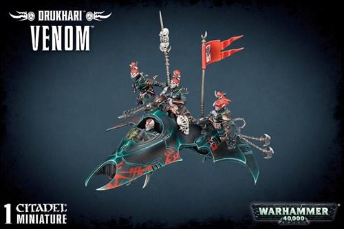 Venom Warhammer 40000 - фото 94542