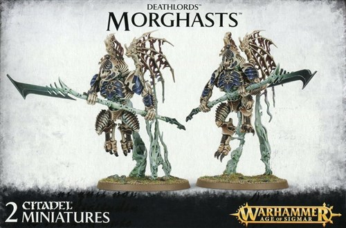 Morghasts Age of Sigmar - фото 94557