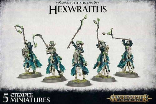 Hexwraiths - фото 94561