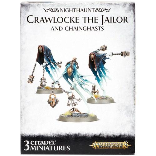 Nighthaunt Crawlocke The Jailor - фото 94596